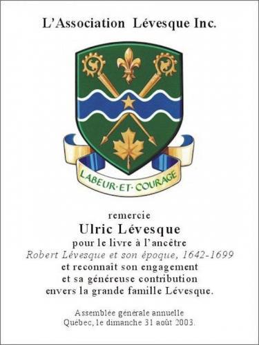 Donald Levesque 195